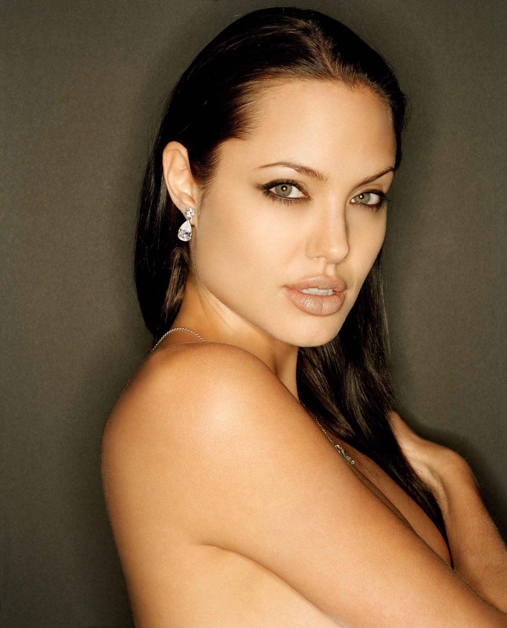 Angelina Jolie Голая Анджелина Джоли - Фотосессии - Фотогалерея - Всё что я люблю